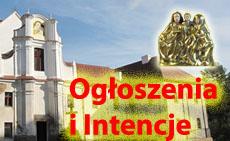Ogłoszenia na 2 Niedzielę Wielkiego Postu – B